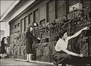 История компьютера ENIAC (цифровой интегратор и калькулятор)