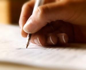 Читать - это значит писать