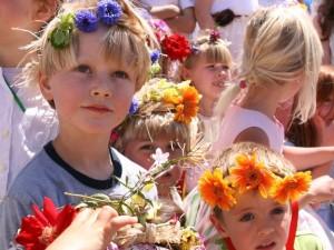 Тарусские дети и искусство