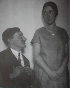 Вера Васильевна Фаворская и Иван Иванович Чекмазов