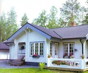 Дом тети Поли