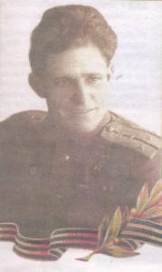 Герой Советского Союза Василий Александрович Заикин