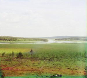 Земли Западного Урала