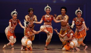 Индийские жонглеры
