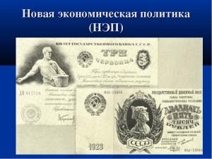 Условия проведения денежной реформы