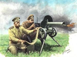 Забытая Первая мировая война