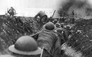 Первая мировая война: изобретая отсутствующую традицию
