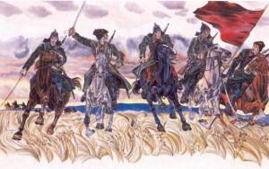 Дискуссионные вопросы изучения российского социума периода гражданской войны в работах уральских историков