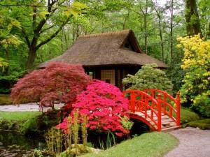Японский сад Клингендаль
