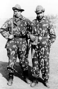 Николай (справа) с другом