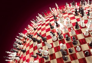 «Великая шахматная доска» это не вымысел конспирологов