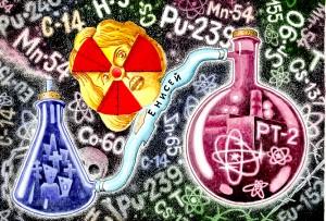 Радиоактивное загрязнение Енисея