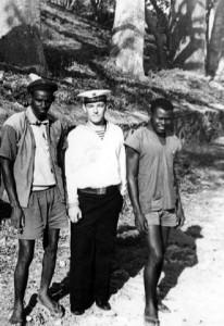 С аборигенами
