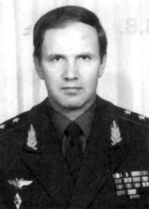 Генерал-полковник авиации Владимир Геннадьевич Шканакин