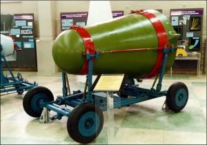 Советское ракетно-ядерное оружие как инструмент паритета