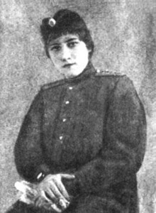 Евгения Михайловна Шаховская