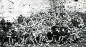 Партизаны отряда Балаховича