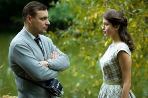 Кадр из сериала. Виктор и Марьяна