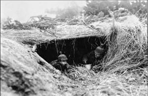 Фронтовая разведка в годы Первой Мировой войны