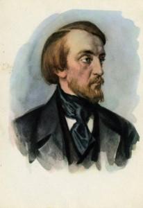 В.Г.Белинский - русский литературный критик