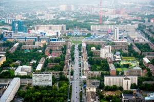 Добро пожаловать в Новосибирск!